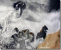 Lanzarote weather in June