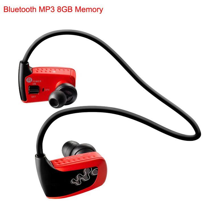 Brand Walkman Bluetooth MP3 Player Real 8GB for Son Sport NWZ W262 Plus 8G Ruizu Wireless Earphones Memory Musica Lecteur mp3