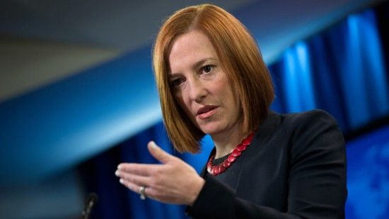 State Dept's Train Wreck Spokeswoman Jen Psaki PROMOTED, Will Now Serve As Obama's Communications Director…  --------------------------------------------------- ....if the three stooges ran the world...oh..wait....