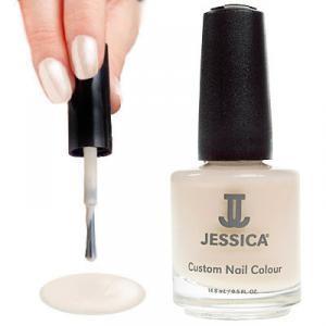 Jessica Nails - Beautiful Nude Pink Colour Nail Polish/Varnish - 370
