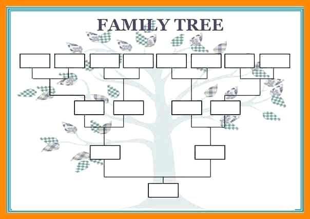 Free Family Tree Template Excel Free Family Tree Template Family Tree Maker Family Tree Worksheet