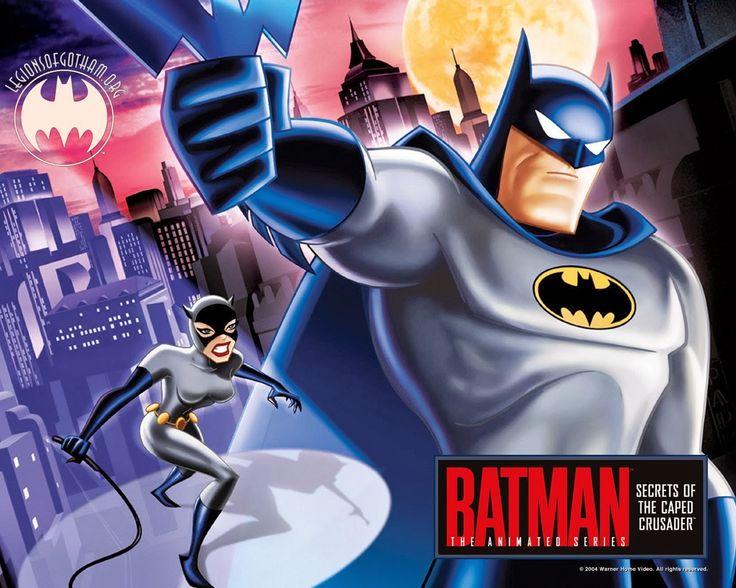 extremistanime: Batman The Animated Series DVD-Rip[17-109][Lat-Ing]