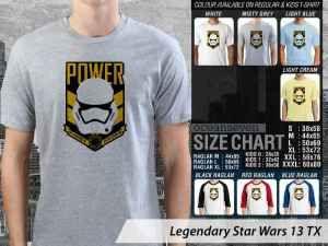 Kaos Star Wars Couple Family, Kaos Star Wars Force Awakens Family, Kaos Star Wars Couple Anak-anak, Kaos Star Wars Jedi Anak-anak