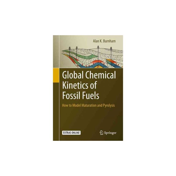 Global Chemical Kinetics of Fossil Fuels : How to Model Maturation and Pyrolysis (Hardcover) (Alan K.