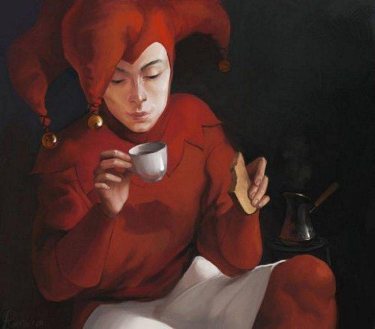 Перерыв на кофе (Тоrи)