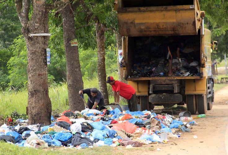 200 Satgas Kebersihan Disiagakan Saat Lebaran