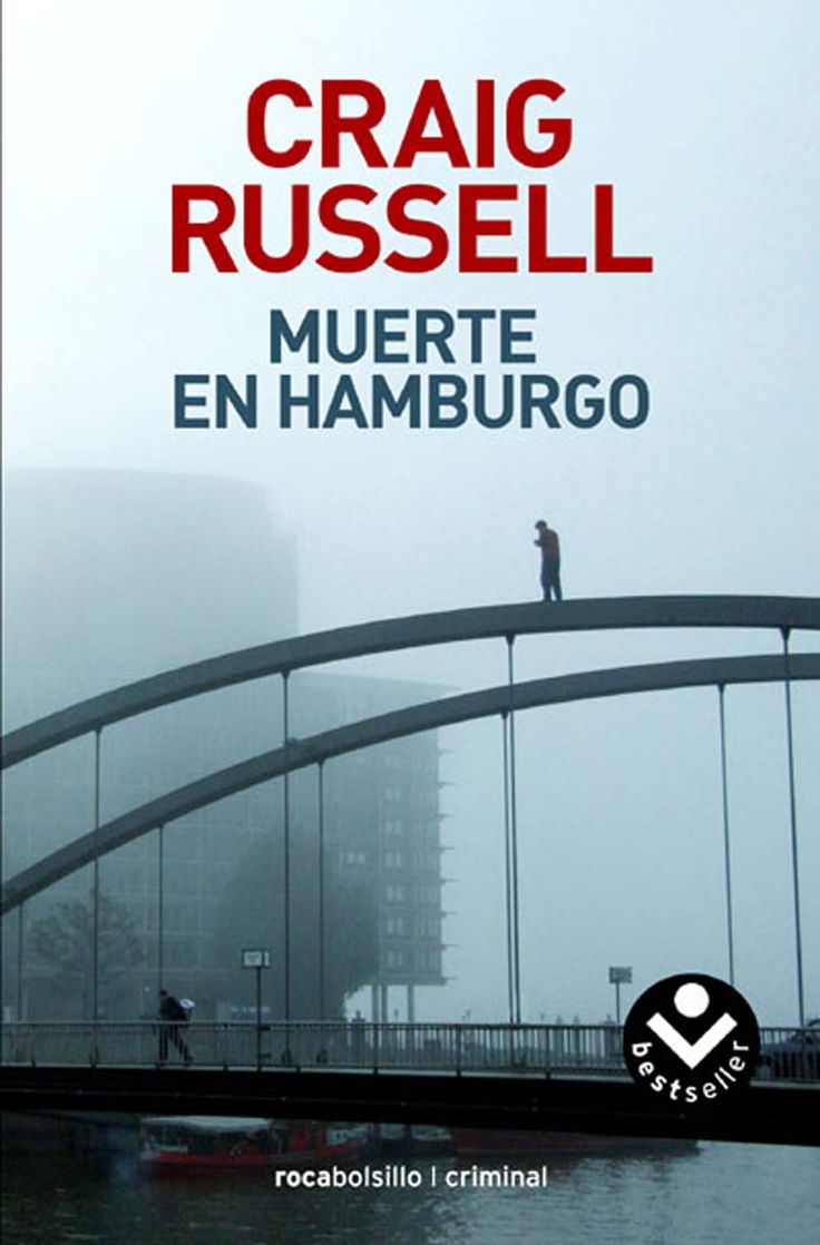 """Muerte en Hamburgo"" de Craig Russell"
