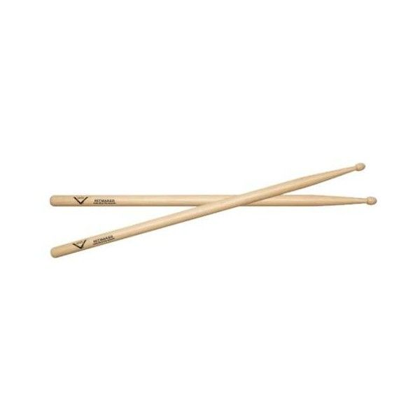 Vater Stewart Copeland Standard Wood Tip Drumsticks (Pair) (€11) ❤ liked on Polyvore featuring fillers, music, accessories, instruments and misc