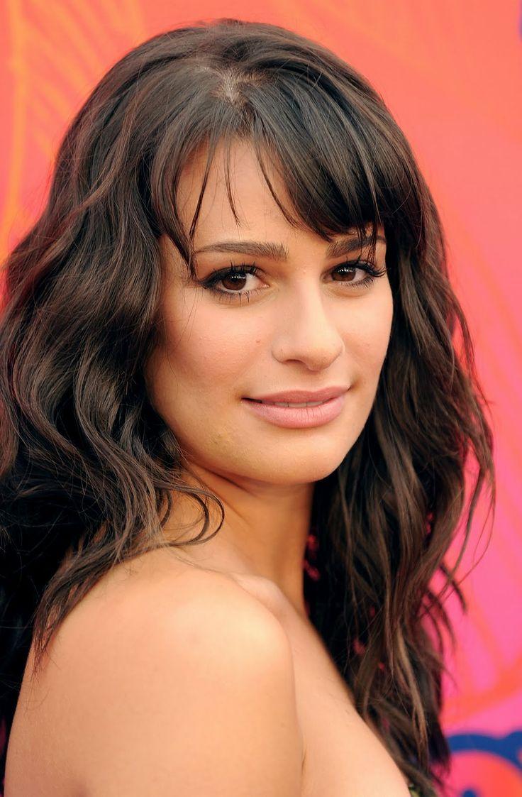 Lea Michele | Lea Michele, a estrela chata de Glee