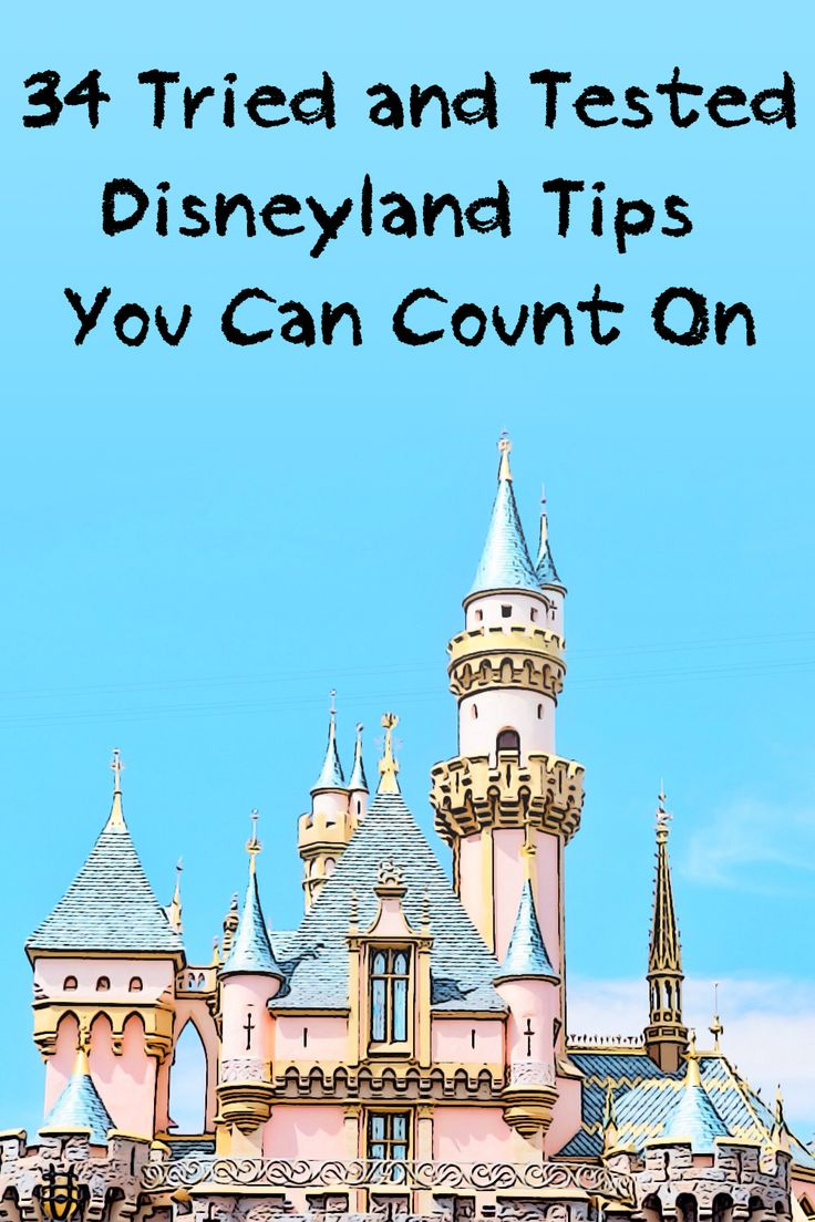 No fake Disneyland tips here. No wrong info and no outdated ideas. Use them to have more fun at Disneyland