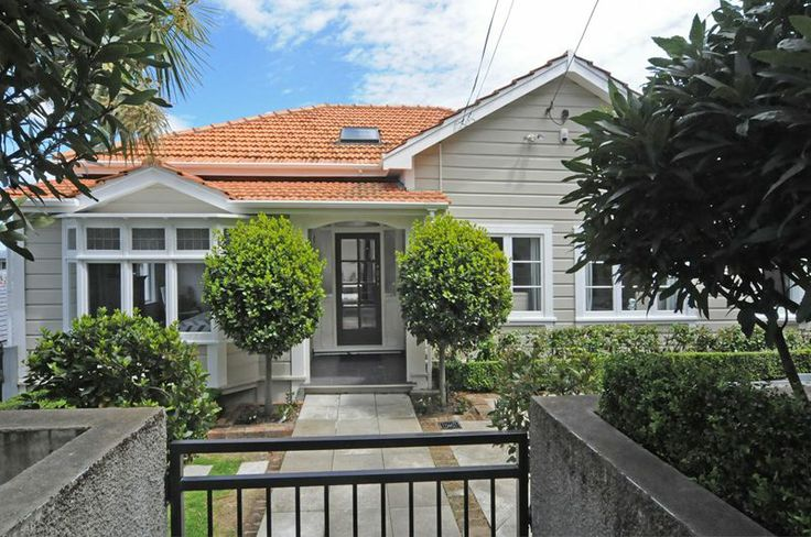 Cute NZ villa