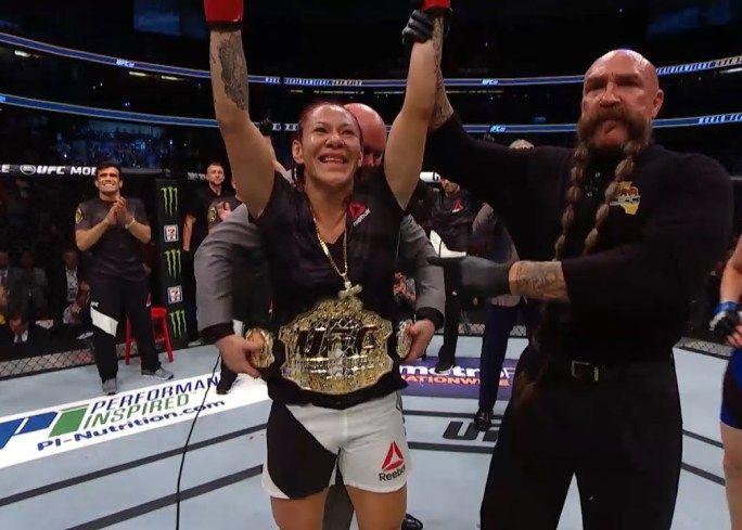 UFC 219 Countdown: Cyborg vs Holm