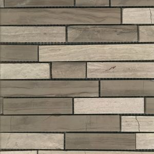 Product ID:MARTASSOTOBL 12X12 Tasso Toulon Blend Mosaic #Profiletile