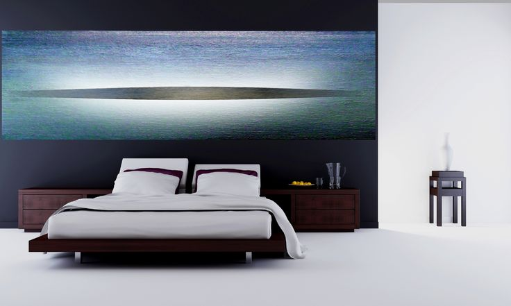 #Art&light #bedroom #art #Seleneilluminazione