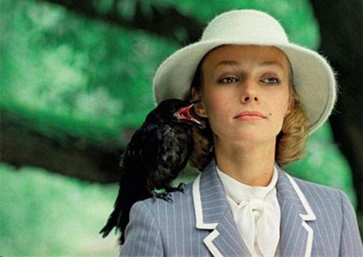 Наталья Андрейченко («Сибириада», «Военно-полевой роман», «Мэри Поппинс, до свидания!» и др.) эмигрировала в 1991 г. в США к мужу, Максимилиану Шеллу. Она снялась в нескольких голливудских  фильмах.
