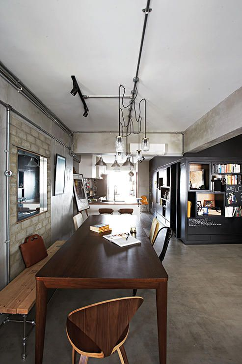 Hereu0027s What $50,000 Renovation Can Do For Your HDB Flat. Kitchen RenovationsOpen  ConceptRoom ... Part 80