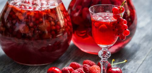 Raspberry Gin LARGE