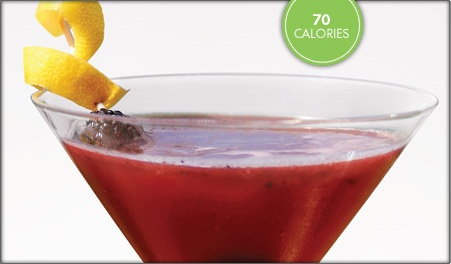 yummy low calorie adult beverage
