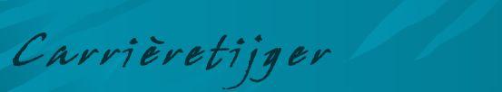 Carrièretijger: site waarop heel wat informatie kan opgevraagd worden rond leiding geven en ontwikkelen.