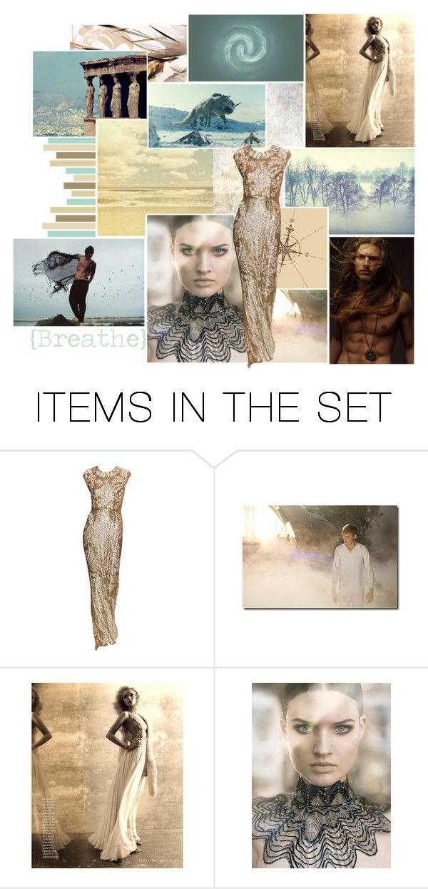 """All things share the same breath - the beast, the tree, the man... the air shares its spirit with all the life it supports. "" by the-astonished-youth ❤ liked on Polyvore featuring art, avatar, airbender and model"