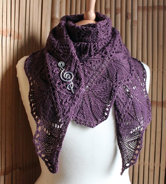 Knitting Fever Patterns : Damask knitting pattern from ravelry fever