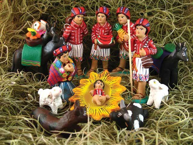 17 best images about tradiciones de guatemala on pinterest antigua guatemala toys and carpets - Nacimiento para navidad ...