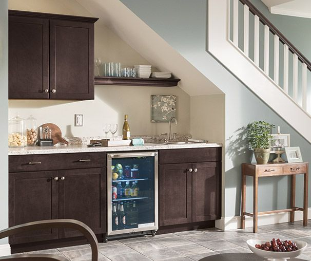 Diamond NOW At Loweu0027s   Brookton Collection. The Dark, Coolness Of This  Brookton Kitchen