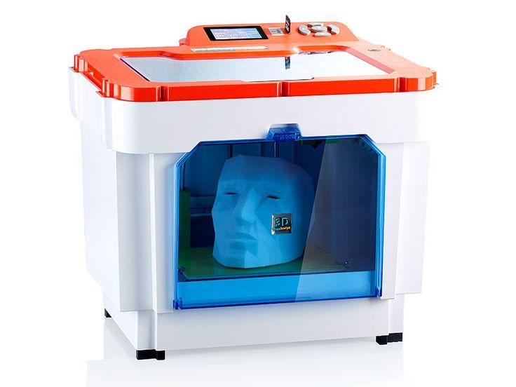 IFA 2013 3D-Drucker für Einsteiger