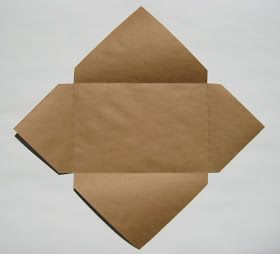 TeachKidsArt: Easy Envelopes for Handmade Cards