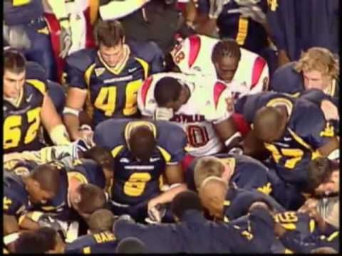WVU football game day experience (2008)