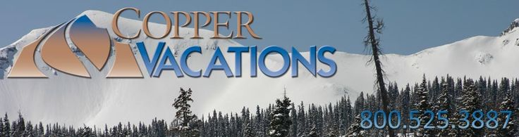 Summer opening weekend at Copper Mountain is just one weekend away! Book your dream mountain vacation today. We are sure to have exactly what you are looking for.  http://www.coppervacations.com/