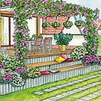 die besten 17 ideen zu erh hte terrasse auf pinterest st tzmauer terrasse terassenentwurf und. Black Bedroom Furniture Sets. Home Design Ideas