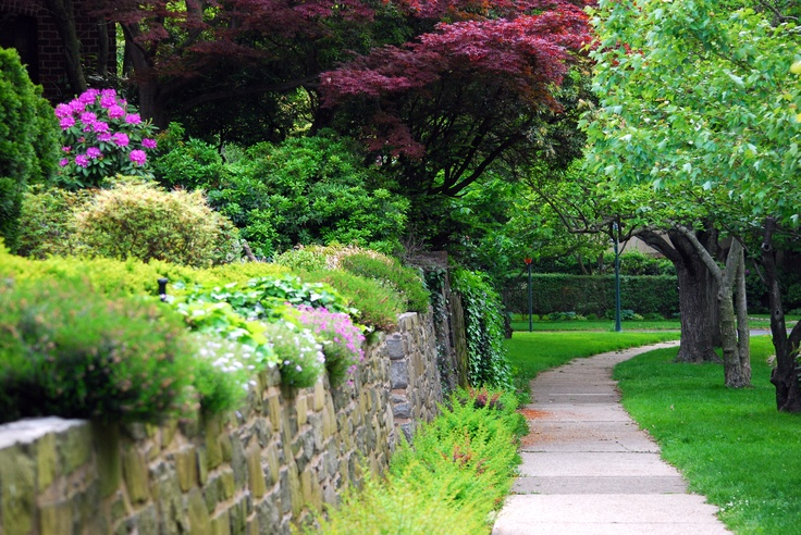 My Neighborhood Forest Hills Gardens Places