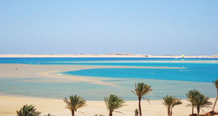 Egypt Soma Bay perfect location for relax, sports and adventures