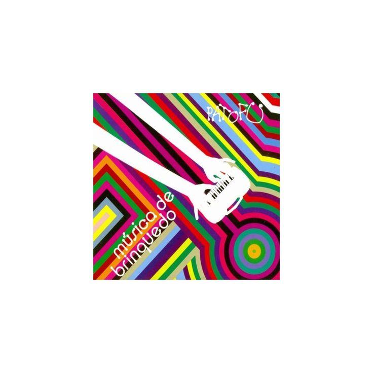 Pato Fu - Musica de Brinquedo Ao Vivo (CD)