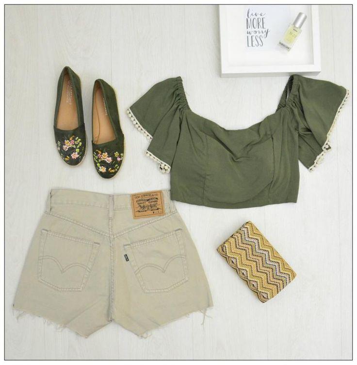 Το αγαπημένο μας ψηλόμεσο σορτς & τρόποι να το φορέσεις #fashion #style #torouxo #trends #chic #women #men #clothes
