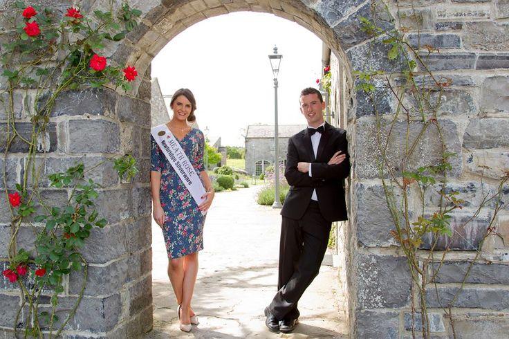 Rose of Tralee Photoshoot at Ballymagarvey Village