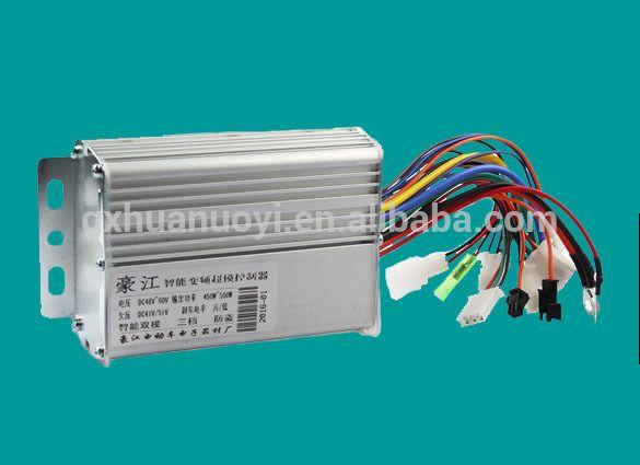 12 volt / 36V/48V 500W/800W/1000W Electric Scooter Bike Brushless cd Motor speed Controller