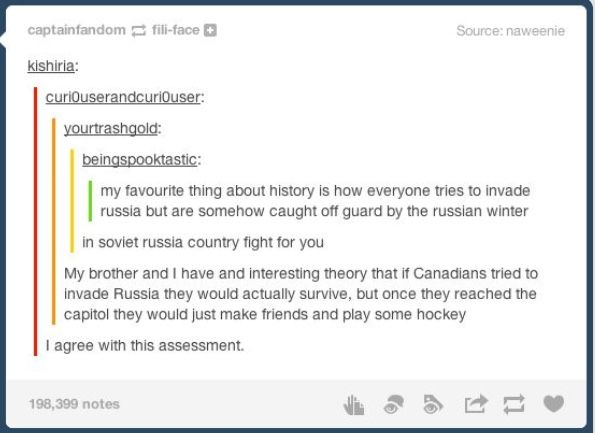 For my Canuck friends :)