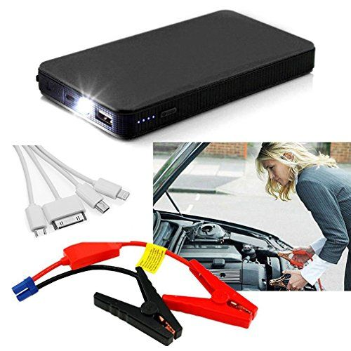 FUSHITON 400A Peak Portable Car Jump Starter 12000mAh Phone Power Bank 12V Auto Battery Charger Pack Booster with LED Flashlight-Black - https://www.caraccessoriesonlinemarket.com/fushiton-400a-peak-portable-car-jump-starter-12000mah-phone-power-bank-12v-auto-battery-charger-pack-booster-with-led-flashlight-black/  #12000MAh, #400A, #AUTO, #Bank, #Battery, #Booster, #Charger, #FlashlightBlack, #FUSHITON, #Jump, #Pack, #PEAK, #Phone, #Portable, #Power, #Starter #Jump-Starter