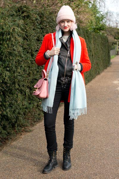 FASHION » ロンドンファッションウィークから学ぶストリートスタイル特集 - NYLON.JP