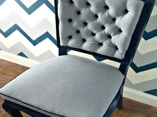 A szék új ruhája | Kicsi Ház