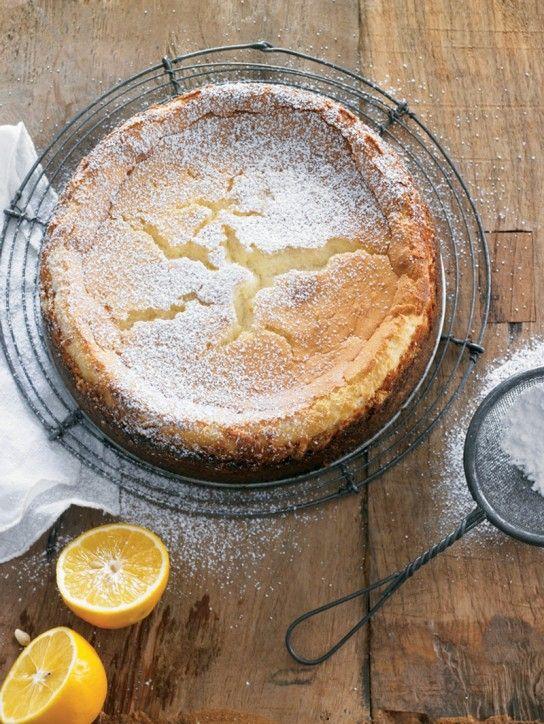 Lemon Cheesecake - Aimee