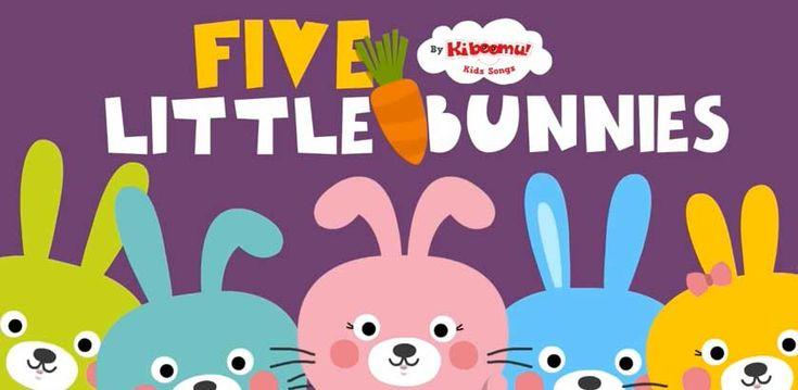 Ascolta le cinque canzoni in Inglese di Pasqua per bambini più belle per imparare vocabolario e divertirsi ballando come conigli