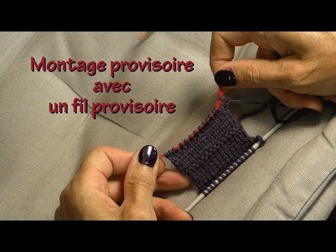 Montage Provisoire avec Fil Provisoire - YouTube