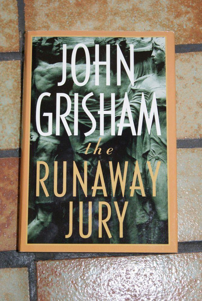 The Runaway Jury by John Grisham (1996, Hardcover)