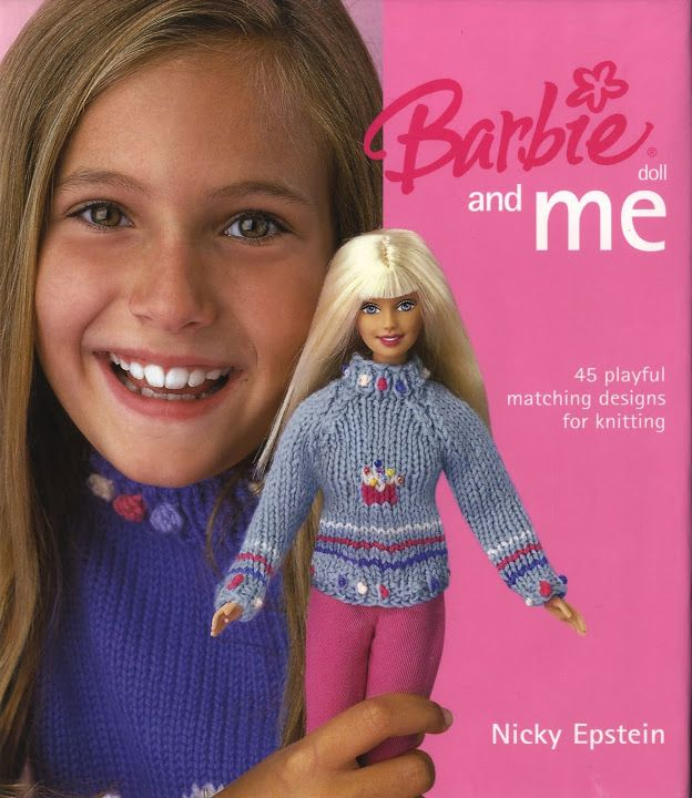 20 Best Barbie Patterns Knit Images On Pinterest Barbie Patterns