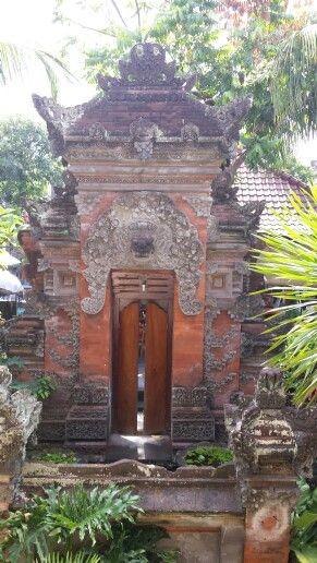 Legian village Legian Bali