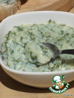 Домашний плавленый сыр - кулинарный рецепт