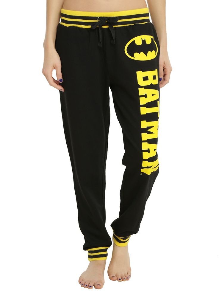DC Comics Batman Girls Pajama Pants | Hot Topic                                                                                                                                                      More